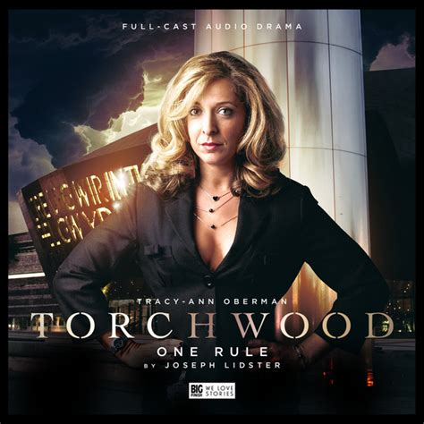 one rule 4 one rule torchwood big finish