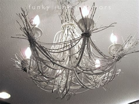 Branch Chandelier Diy Tree Chandelier 12 Creative Diy Projects Using Twigs And