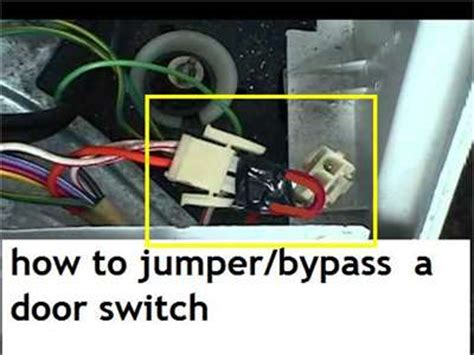how to bypass lid switch for maytag lat8306aae washer fixya
