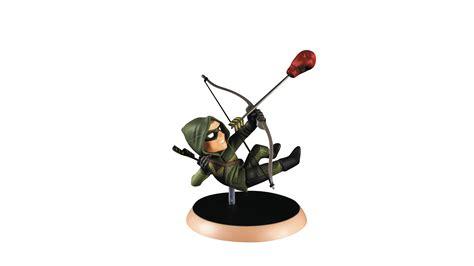 Qmx Q Fig Green Arrow Dc Comics apr168480 dc comics green arrow q fig figure previews world