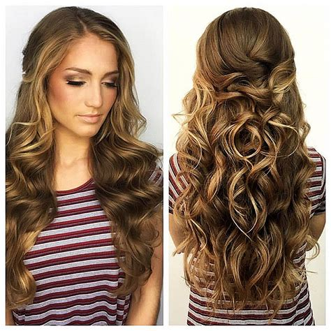 Pictures Of Hairstyles by Hairstyles Awesome Easy Semi Formal Hairstyles For