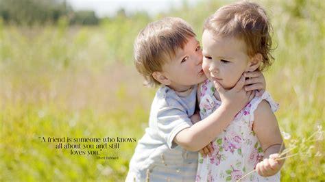 wallpaper girl friend boy friend happy best friends day cute boy kissed her girl friend hd