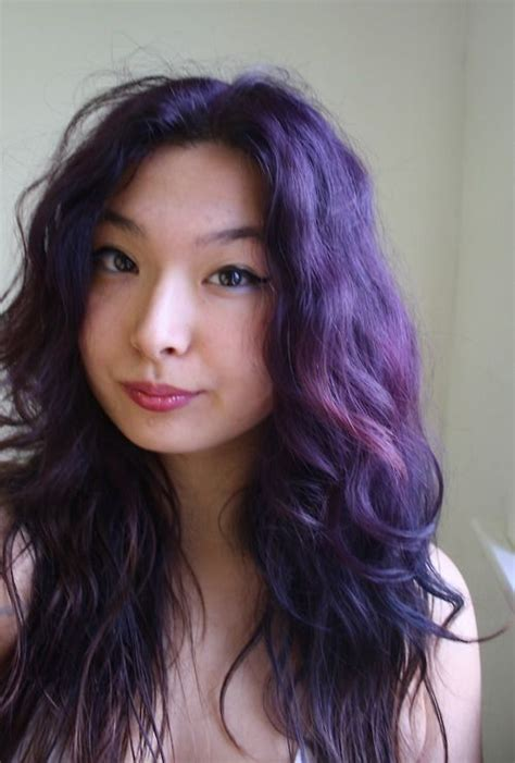 splat hair dye without bleach on black hair 17 best images about purple hair on pinterest violet