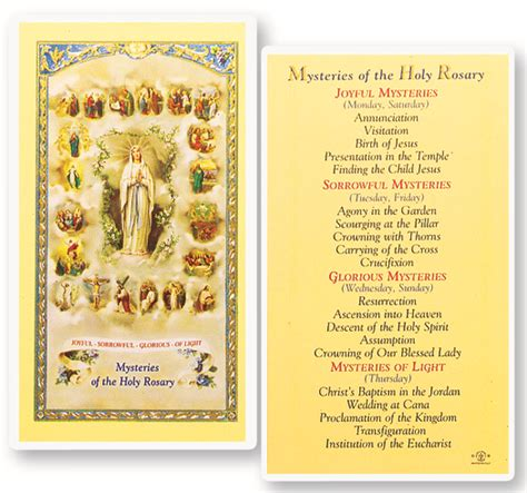 catholic cards rosary cards related keywords suggestions rosary cards
