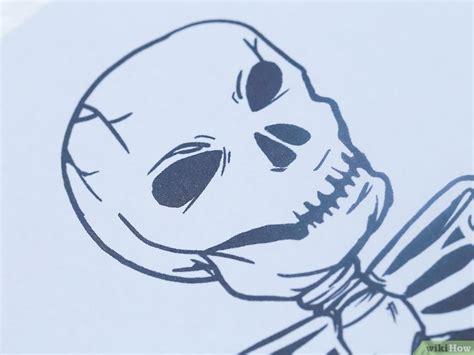 Make Your Own Paper Skeleton - come fare uno scheletro umano di carta 12 passaggi