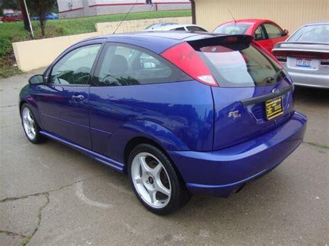 2002 ford focus svt 2002 ford focus svt for sale in cincinnati oh stock