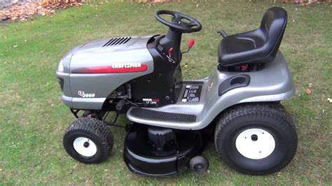 Craftsman Lt1000 Mower Deck by Craftsman Lt2000 Tractor With Hydrostatic Drive In Mint