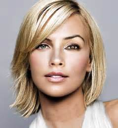 hairstyles for thin hair shoulder length collections