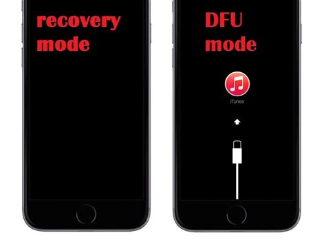 iphone mode iphone 4 4s 5 5s 5c 6 6s how to flash in dfu mode ifixit repair guide