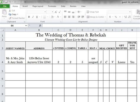 Wedding Budget Responsibilities by Free Downloadable Wedding Guest Rsvp List Guest List