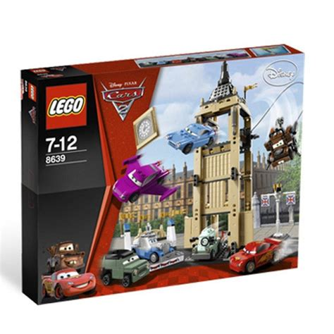 big bentley cars 2 lego disney pixar cars 2 big bentley bust out 8639 ebay