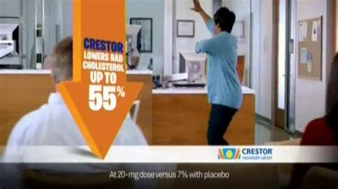 crestor commercial actress crestor tv spot make your move song by war ispot tv