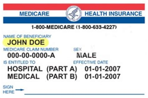 Social Security Office Toll Free Number by About Medicare Card