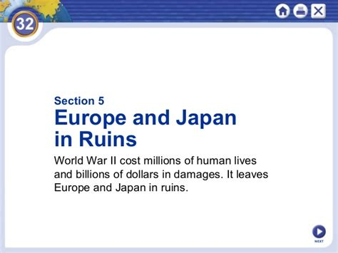 chapter 32 section 5 two world wars chapter 32