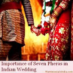 Marriage Anniversary Wish In Sanskrit by Importance Of Seven Pheras In Indian Wedding