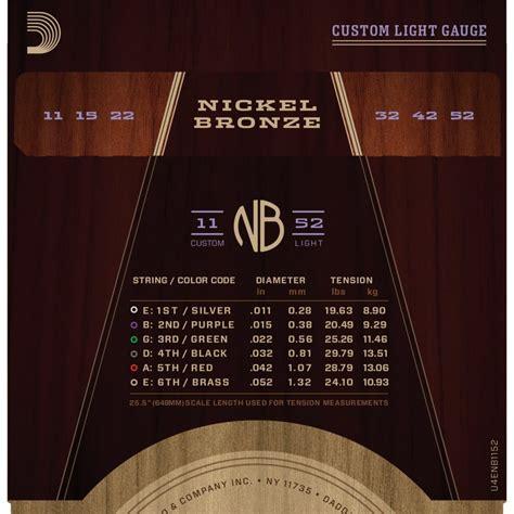 light acoustic guitar strings d addario nickel bronze acoustic guitar strings custom