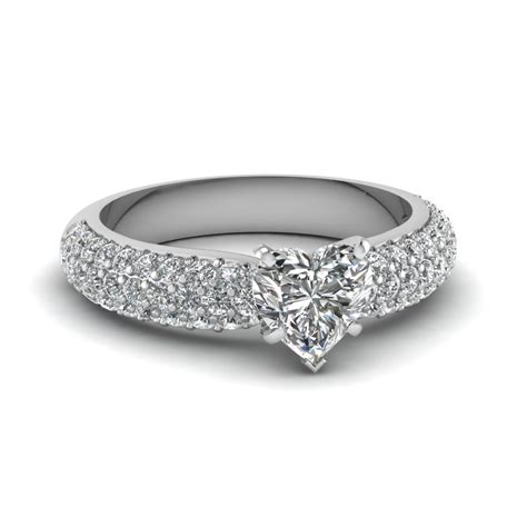 Maxtron Platinum Layar 2 8 In encrusted layer ring fascinating diamonds