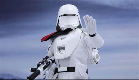 Toys 322 Wars Awakens Order Snowtrooper Offic wars snowtrooper officer episode vii the awakens 12 quot 1 6 scale figure ikon