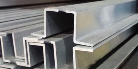 aluminium section profile aluminium top hat profile extrusion section removal truck