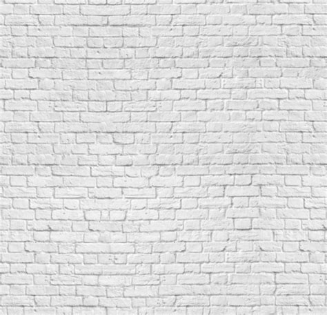 Printable Wall Murals classic white bricks wallpaper industrial wallpaper