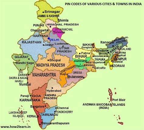us map city wise india map city wise