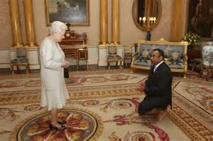 queen elizabeth ii in credentials presented to queen