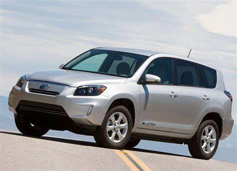 2013 toyota rav4 ev 2013 toyota rav4 ev to be available in three superb