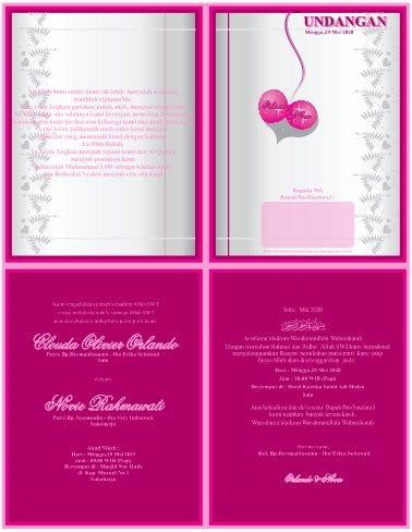 desain kartu undangan terbaru desain undangan terbaru desaingrafisindo