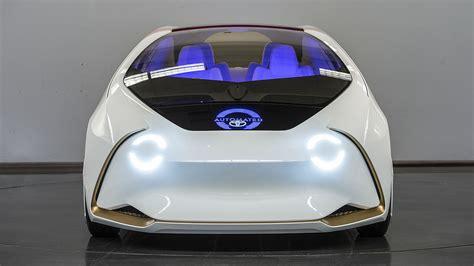 toyota ai 人工知能で人を理解し 成長 する自動車の将来像 コンセプト 愛i をトヨタがces 2017で発表 gigazine