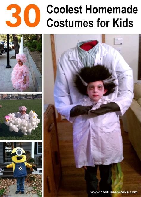Handmade Costume Ideas - 30 coolest costumes for