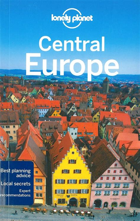 lonely planet prague the republic travel guide books themapstore lonely planet central europe europe travel guide