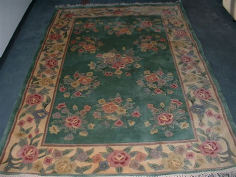 Wool Area Rugs For Sale by Aubusson 100 Wool Area Rug For Sale New 5 X 8 Floral