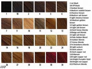 different colors of brown brown hair color chart 2015 2016 fashion trends