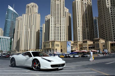 Price Of Ferrari In Dubai by A Ferrari In Dubai Is Cheaper Than A Segway