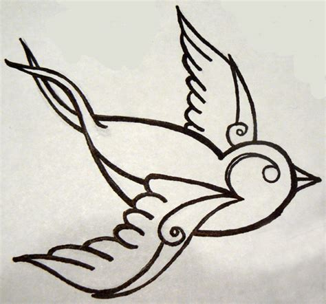 old school sparrow tattoo designs school sparrow ideas