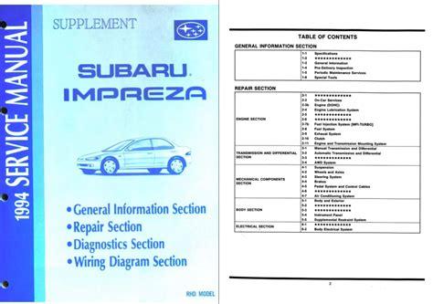 online auto repair manual 2003 subaru impreza electronic valve timing download subaru impreza service and repair manual zofti free downloads