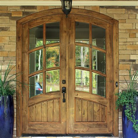 Doors 4 Home by Residential Luxury Door Collections Rustic Entry