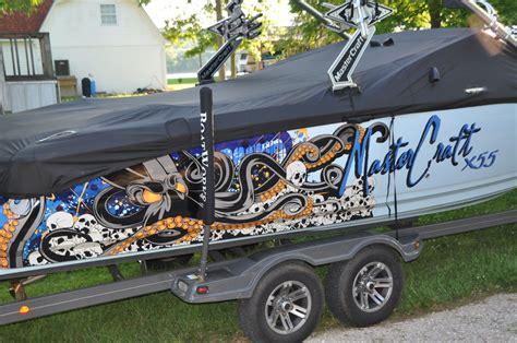 boat wraps kentucky sirlin octo x55 in kentucky mastercraft boats lakelife