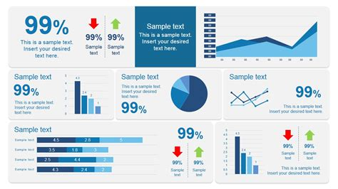 Scorecard Dashboard Powerpoint Template Slidemodel Powerpoint Dashboard Exles