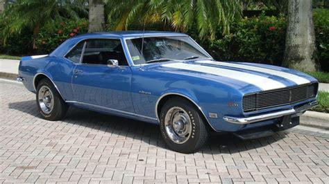 1968 chevrolet camaro z28 rs coupe 302 295 hp 4 speed mecum 1968 chevrolet camaro z28 rs coupe s190 kissimmee 2011