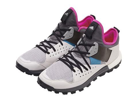 kolor x adidas response trail boost sneakerfiles