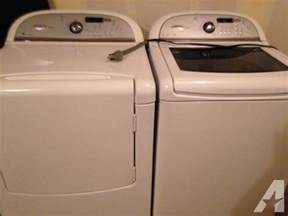 Alabama Comforter Set Whirlpool Cabrio Washer And Dryer Set For Sale In Prairie