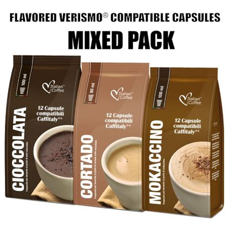 Free Product Sles Flavor Your Coffee by Caffitaly 174 Compatible Pods 48 Flavored Drinks 48