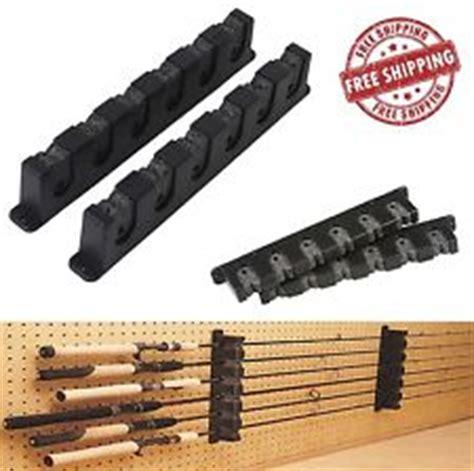 horizontal rod holders for boats fishing rod rack ebay
