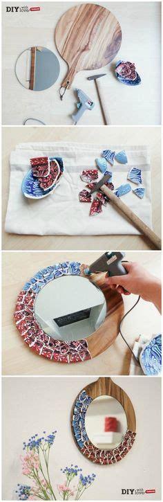 ladari originali fai da te specchio fai da te originale con materiale riciclato 20