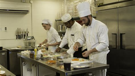 Pastry Chef Requirements by Culinary Arts Wilson Community College