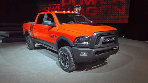 2017 dodge ram 2500 power wagon diesel mega cab price