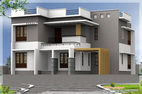 kerala home design exterior sle housedesigns kerala house design modern kerala home