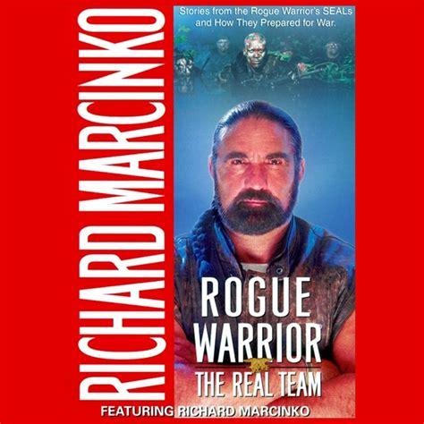 Echo Platoon Rogue Warrior the rogue warrior audiobook by richard marcinko official