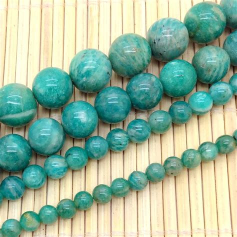 bead a russian amazonite bead a quality no dyed 4 mm 6mm